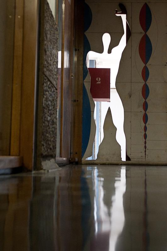 La cit radieuse le corbusier marc monticelli - La cite radieuse le corbusier ...